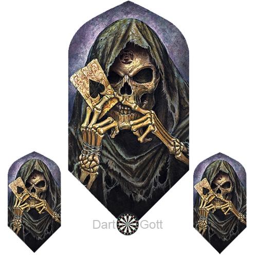 Alchemy Flights Slim - Reapers Ace