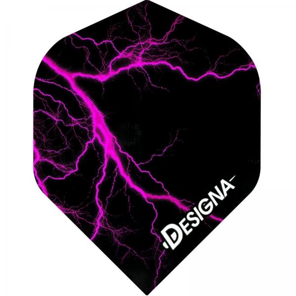 Designa Lightning Flights - Pink