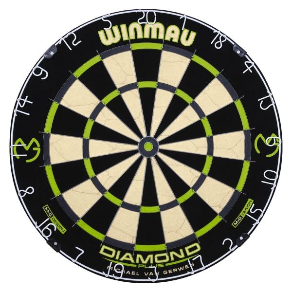 Winmau Diamond Plus MvG Edition Dartboard