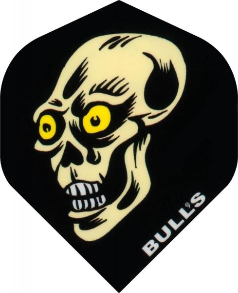 Bulls NL Powerflite Dart Flights Skull