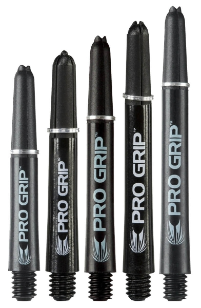 Target Pro Grip Shafts schwarz