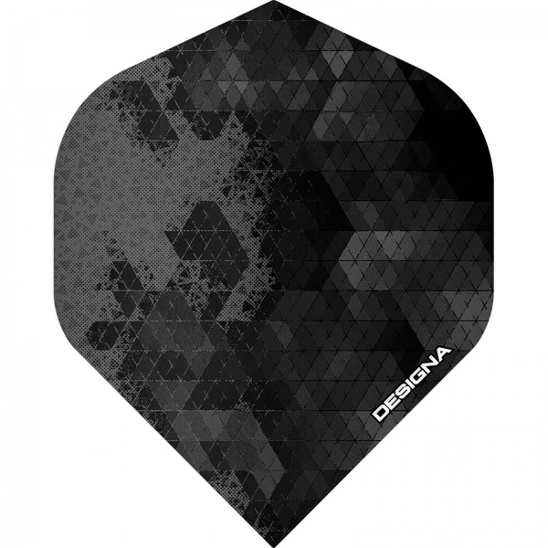 Designa DSX Rock Flights Standard - Silber