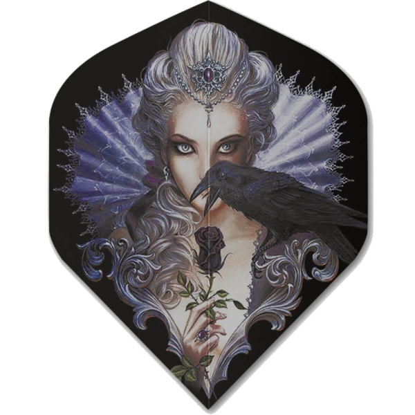 Alchemy Dart Flights Standard - Ravenous