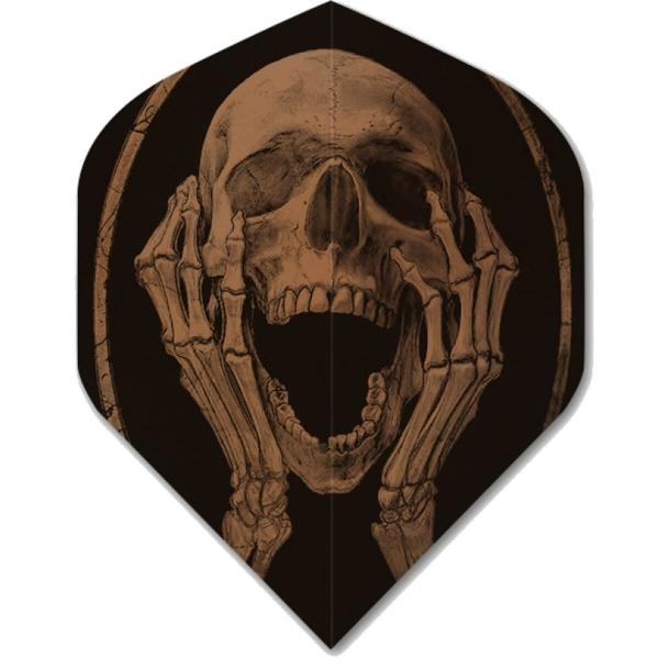 Alchemy Dart Flights Standard - The Scream