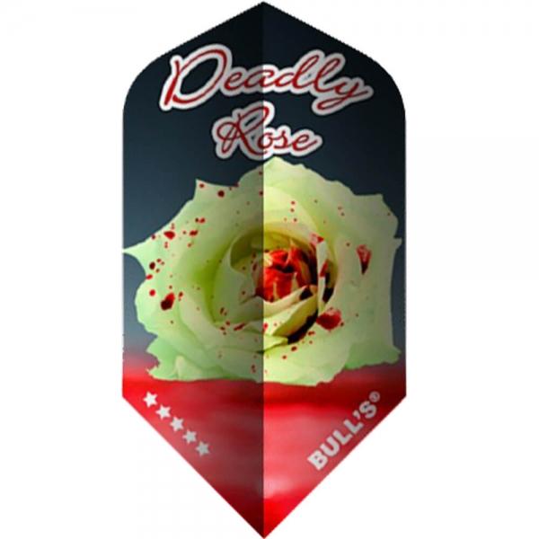 Bull´s Deadly Rose Flights - Slim