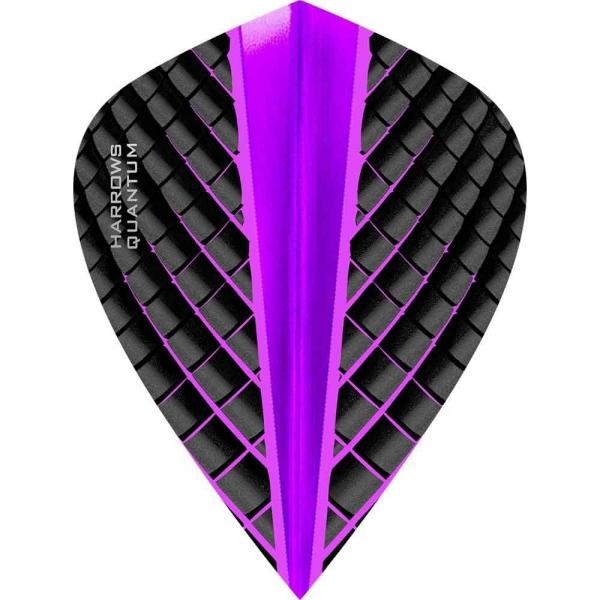 Harrows Quantum Flights Kite lila