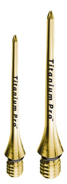 Target Titanium Pro Conversion Points - gold
