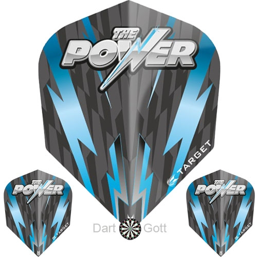 Phil Taylor Dartflights - Power Edge Vision