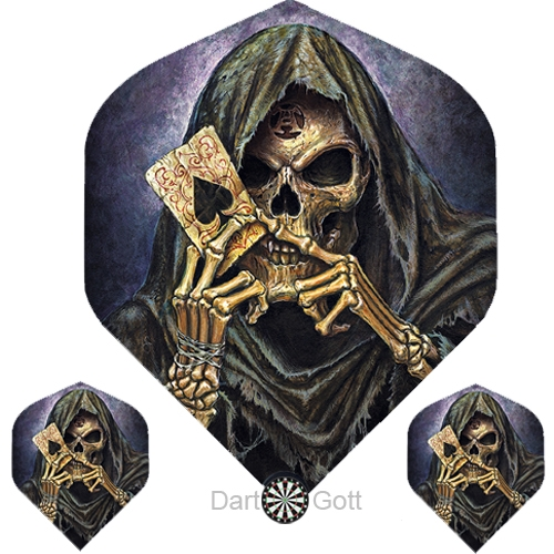 Alchemy Dartflights Reapers Ace Standard