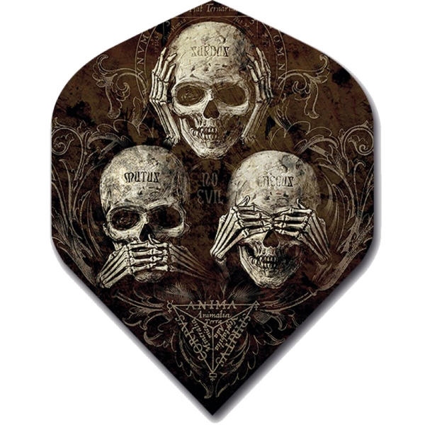 Alchemy Dart Flights Standard - No Evil