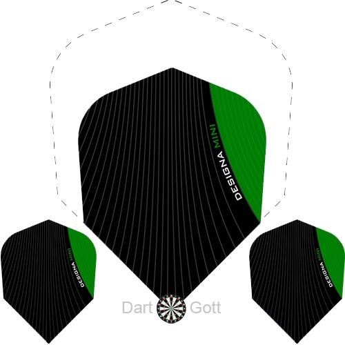 Infusion Flights Mini grün von Designa
