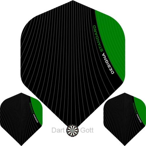 Infusion Flights Standard grün von Designa