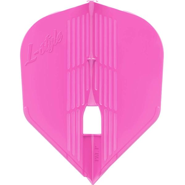L-Style Kami Flights Pink Shape L3