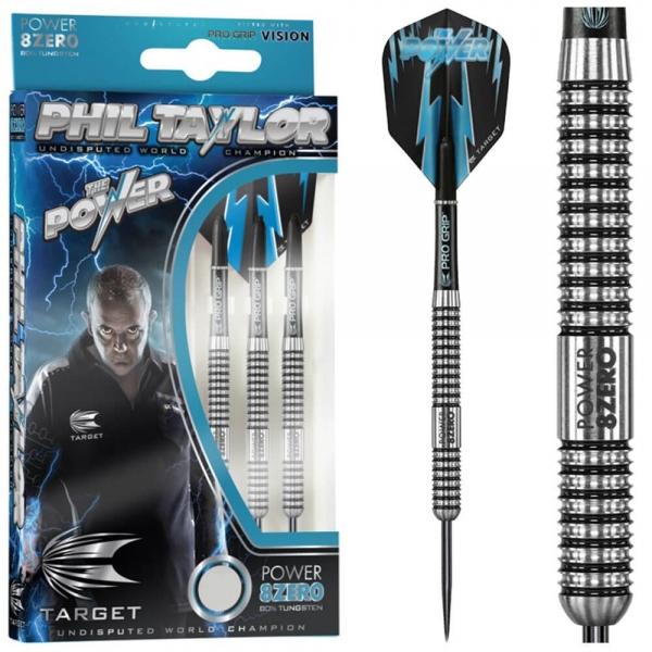 Target Phil Taylor 8Zero Steeldarts