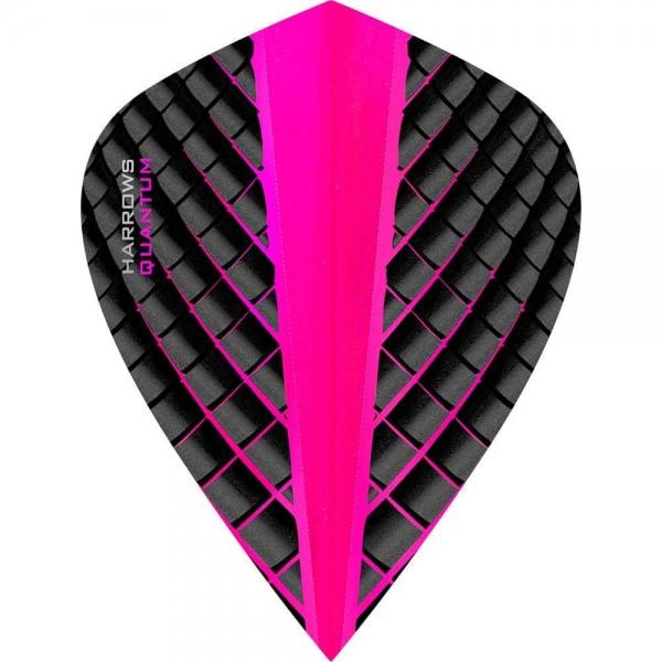 Harrows Quantum Flights Kite pink